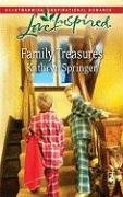 Family Treasures: McBride Sisters' Series #3 (Love Inspired #469), KATHRYN SPRINGER