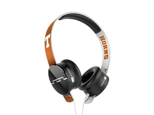 SOL REPUBLIC Collegiate Series Tracks Headphones (Texas)