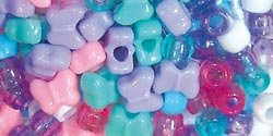Sulyn Clubhouse Crafts Bead Mix: Butterfly