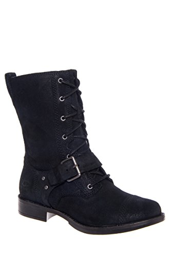 Marela Lace-Up Combat Boot