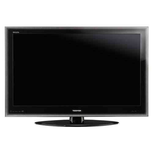 Toshiba Regza 42Zv650U 42-Inch 1080P Lcd Hdtv With Clearscan 240, Black