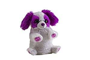Switch A Rooz Puppy Hugs and Kisses Plush by Wild Republic