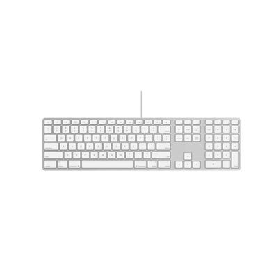 Apple Aluminum Wired Keyboard MB110