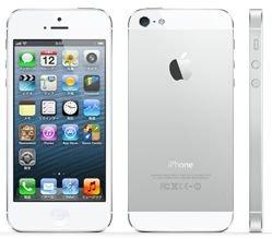 アップル iPhone5 64GB Softbank ホワイト