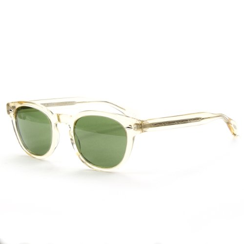 Oliver Peoples 5036s 109452 Clear Sheldrake Wayfarer Sunglasses