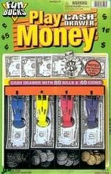 Play Money Cash Drawer