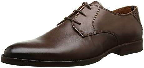 Tommy Hilfiger Dalton 15A, Chaussures de ville homme, Marron (211 Coffee), 43 EU