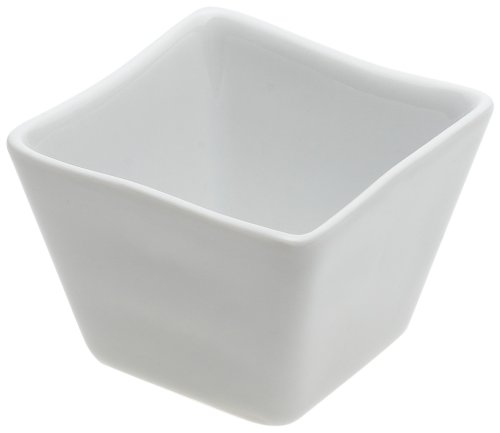 Pillivuyt Quartet Deep 5 ounce Ramekin; White