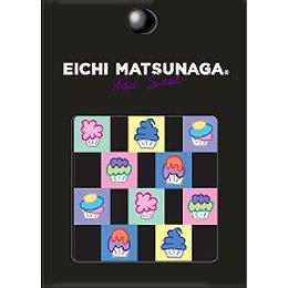ウイングビート EICHI MATSUNAGA ネイルシール Sー006