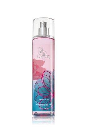 バス アンドワークス ピンクシフォン ファイン フレグランスミスト Pink Chiffon Fine Fragrance Mist