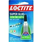 Loctite 1363582 Clear 4G Super Glue Control Extra Time H 6PG, 0.14 oz