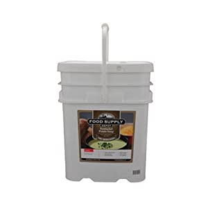 Nantucket Potato Soup Bucket 20 Pouches by Food Supply Depot