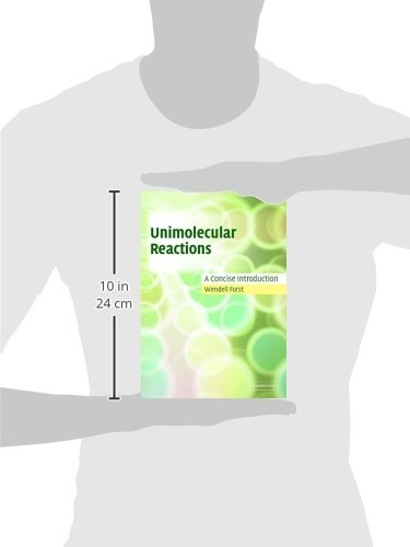 Unimolecular Reactions Paperback: A Concise Introduction