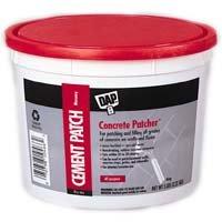 Buy 10LB Concrete Patcher (DAP Painting Supplies,Home & Garden, Home Improvement, Categories, Painting Tools & Supplies, Wallpaper Supplies, Wall Repair, Stucco)