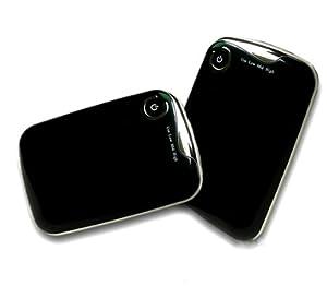 ZNEX POWER PACK 5000mAh | V2 mit 5200mAh | Ausgangsleistung 1A | Externer Lithium-Polymer-Akku für Apple iPhone (4S, 4, 3G, 3GS), iPod, Blackberry, Samsung, HTC, Motorola, Nokia, LG, Sony-Ericsson, Tizi Mobile TV, Kindle DX, Mobile GPS-Geräte, PSP, Nintendo, MP3-Player, Tom Tom, miniHomer uvm.