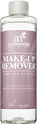 Best Cheap Deal for Art Naturals Makeup Remover Oil free 8.0 oz - Natural Cleansing cosmetics and makeup remover from ArtNaturals - Free 2 Day Shipping Available