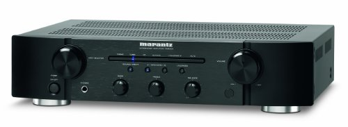 Marantz Integrated Amplifier PM5004 - Black