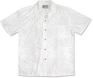 midnight palm new print men 39 s hawaiian aloha shirt in