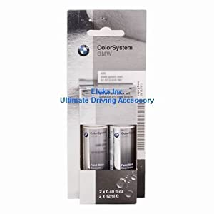 BMW Genuine Touch-up Paint Stick Glacier Silver Metallic code A83 by BMW