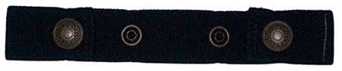 Dapper Snapper Made in USA Baby & Toddler Adjustable Belt-Navy (Lil Boy Belts compare prices)