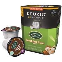 Keurig: 8Ct K-Carafe Dcaf Coffee 4604 -2Pk