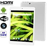 Alcoa Prime 7. 85 Inch HD IPS Capacitive Touch Screen Android 4. 2 Tablet PC, Dual Cameras, 1GB RAM + 8GB ROM,...