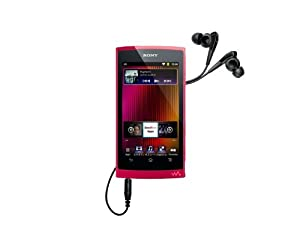 SONY ウォークマン Zシリーズ <メモリータイプ> 16GB レッド NW-Z1050/R