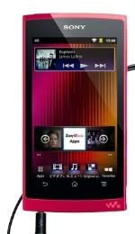SONY ウォークマン Zシリーズ [メモリータイプ] 32GB レッド NW-Z1060/R