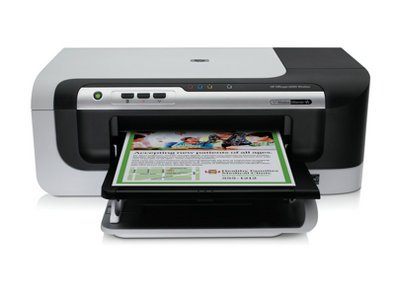 New Hewlett Packard Officejet 6000 Wireless Printer Us/Canada English French And Spanish