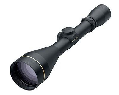 Leupold VX-2 4-12x40mm Compact Waterproof Fogproof Riflescope, Duplex Reticle, Matte Finish, Black (114396) from Trade Scout, LLC