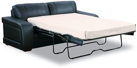 Die Reise ins Ich Memory Foam Sofa Matratze, weiß, 182.88 x 137.16 x 11.43 cm