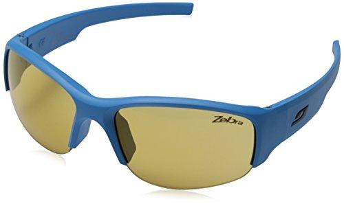 Julbo Women's Access Performance Sunglasses with Zebra Lens, Blue, Small
