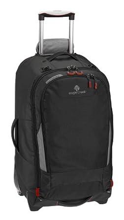 Eagle Creek Luggage Flip Switch Wheeled Backpack 28, Black, One Size