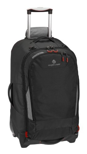 Eagle Creek Luggage Flip Switch Wheeled Backpack 28, Black, One Size