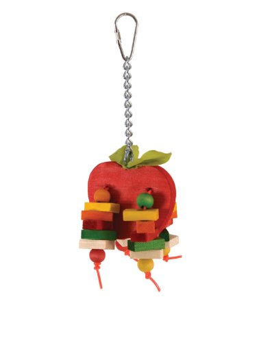 Cheap Paradise Toys Small Apple, 3-Inch W by 3-Inch L (B001OE1I5W)