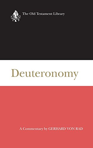 Deuteronomy (Old Testament Library)
