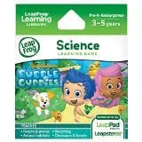 1 X LeapFrog Explorer Game: Bubble Guppies (for LeapPad and Leapster)