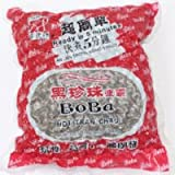 BLACK BUBBLE TEA BOBA TAPIOCA PEARL 2.2LB