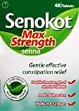 Senokot Max Strength - 48 tablets