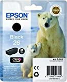 Epson C13T26014010 - CLARIA PREMIUM INK BLACK 26 - IN