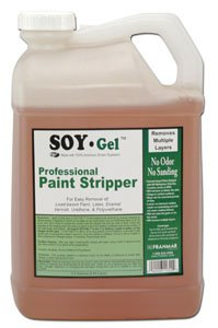 SOY-Gel Paint and Urethane Remover 2-1/2 Gallon