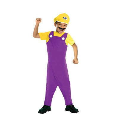 Large (Wario Adult Costumes)