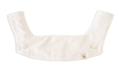 Cheapest Price! Ergobaby Four Position 360 Carrier Teething Pad & Bib, Natural