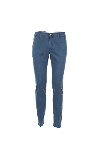Pantalone Uomo Entre Amis PP16/8344/872 Blu Primavera/Estate Blu 34