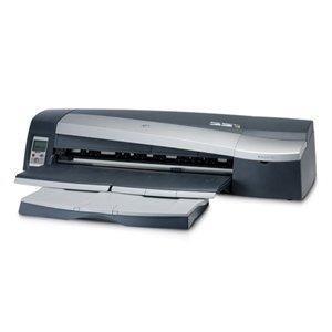 Hp Designjet 130R Color Inkjet Printer front-301575