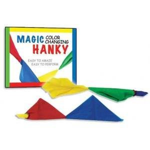 Color Changing Hanky