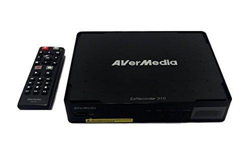 AVerMedia-EzRecorder-PVR-DVR-Stand-Alone-High-Definition-HD-Video-Capture-Recorder