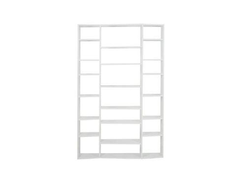 Scaffale libreria Valsa{002} Temahome bianco