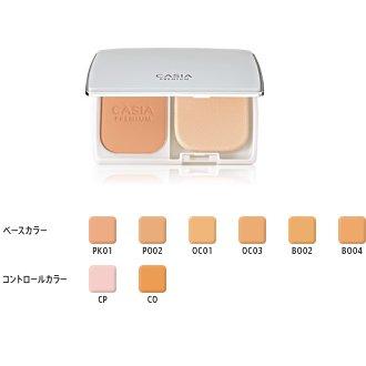 ミキモト化粧品 キャシアプレミアムホワイトツーウェイファンデーション本体BO04
