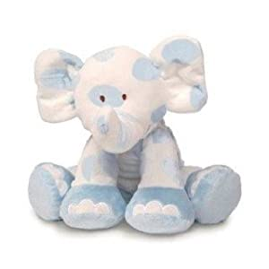 "Floppy Spotted Blue Elephant 12"" by Kids Preferred from Kids Preferred"